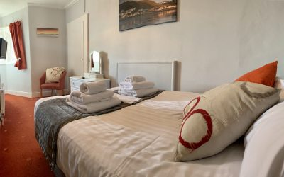 Small Double Room with Seaview